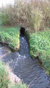 Wastewater Inlet