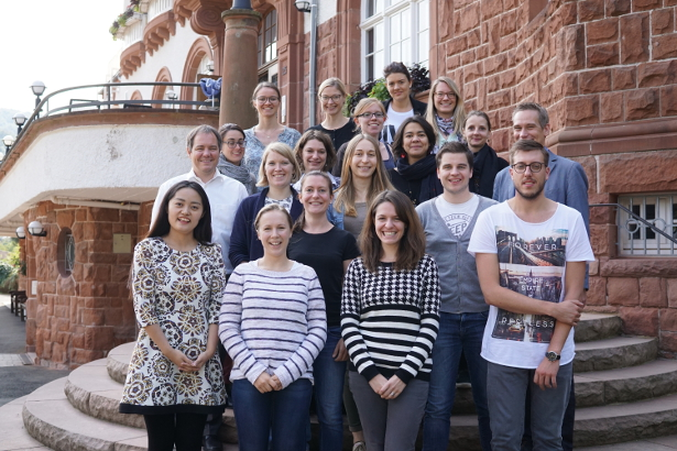 The participants of the Trifels Summer School 2016 (photo by A. Melnikova)